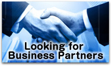 Looking for Business Partners